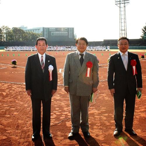 高嶋徹杯争奪戦 さよなら6年生 学童軟式野球交流大会≪開会式≫へ!⑤