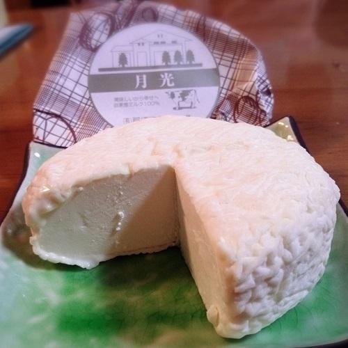 幻のチーズ『月光』ゲット!①