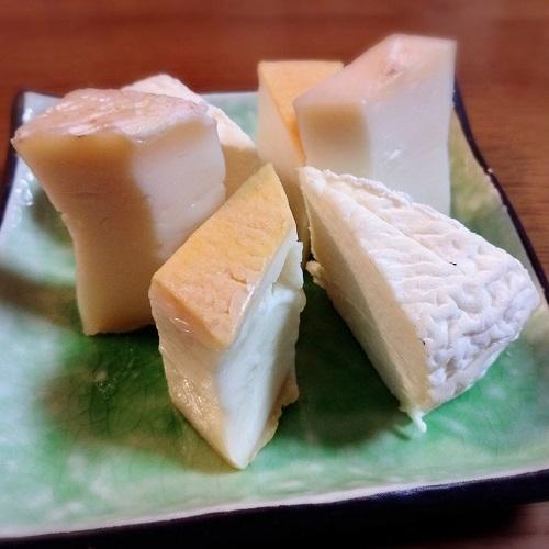 幻のチーズ『月光』ゲット!②