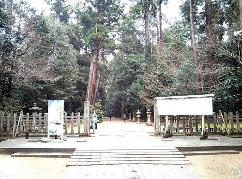 東国三社参詣!鹿島神宮へ09