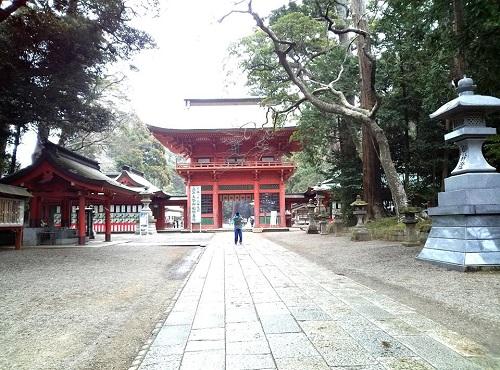 東国三社参詣!鹿島神宮へ22