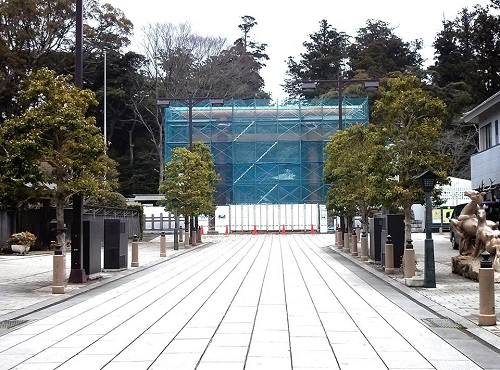 東国三社参詣!鹿島神宮へ27