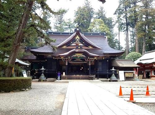 東国三社参詣!香取神宮へ⑥