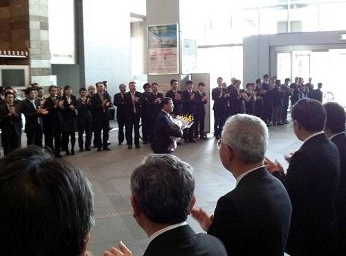 栃木県議会<第323回 臨時会議>開催される!①