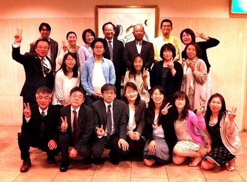 田原西小学校PTA≪新旧役員歓送迎会≫へ!
