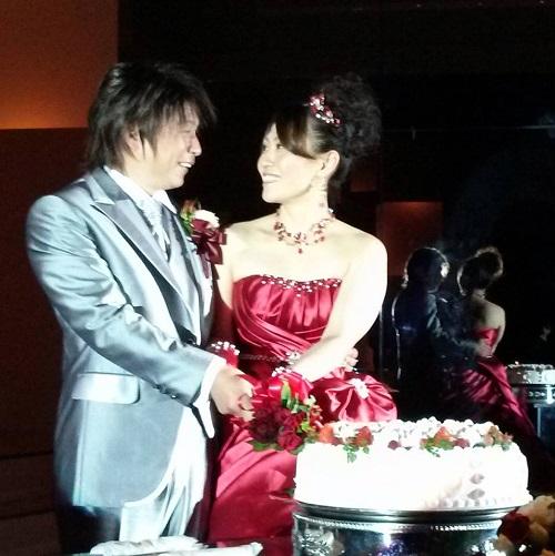 幼馴染みの結婚披露パーティーへ!③