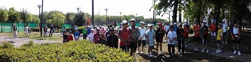 ≪宇都宮 春の子供テニス大会≫へ!