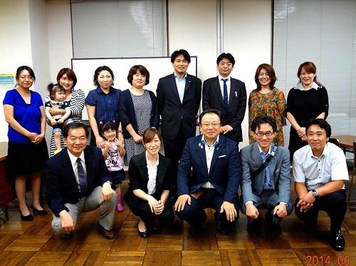 斉藤たかあき後援会≪第10回 通常総会≫!③