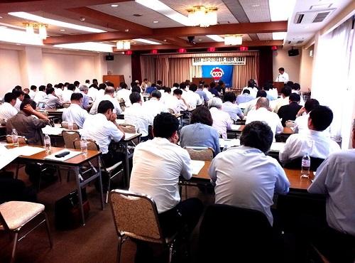 連合栃木≪「2014~2015年度 政策・制度 対県要求と提言」討論集会≫!