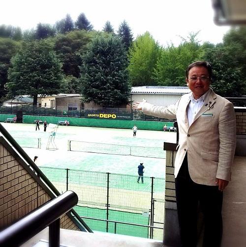 ≪宇都宮クラブ対抗テニス大会≫開会式!初日(男子4部/女子)①