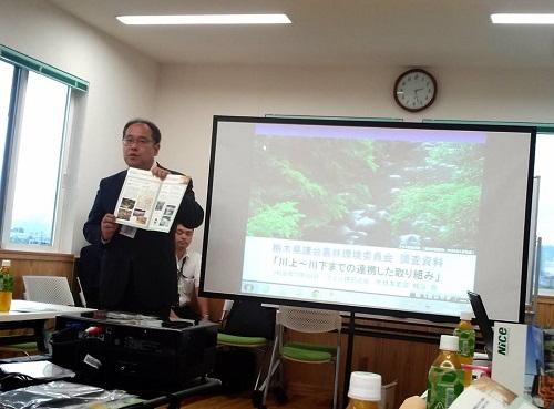 栃木県議会 農林環境委員会≪県外調査≫!徳島編③