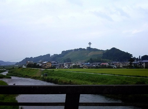 喜連川 通過!
