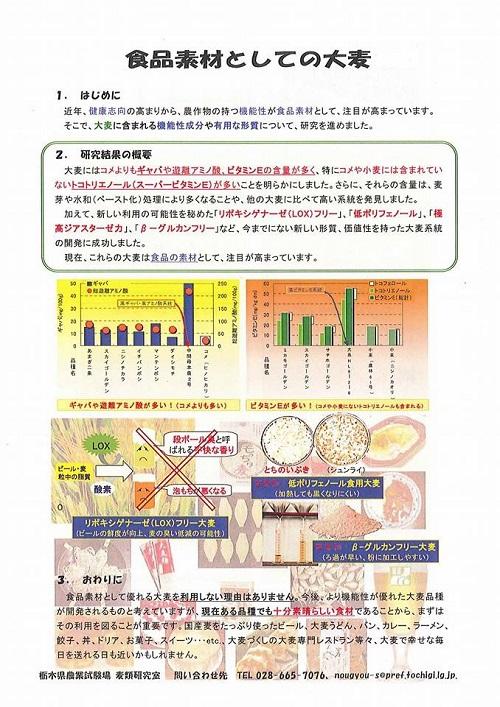 おいでよ!栃木県農業試験場<第31回 公開デー>へ!!20