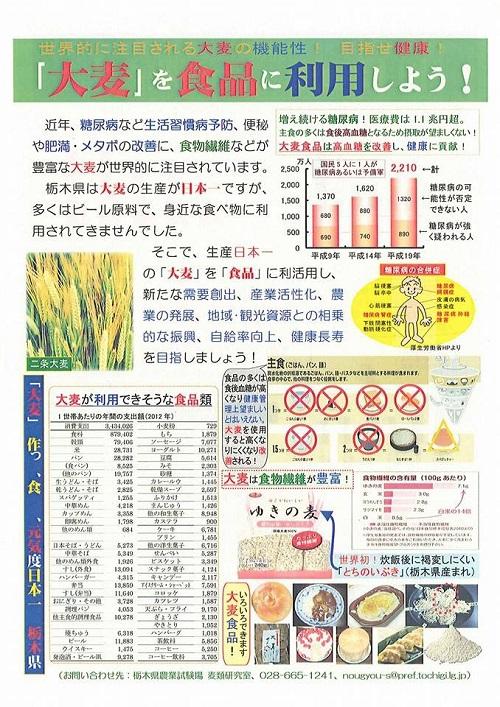 おいでよ!栃木県農業試験場<第31回 公開デー>へ!!21