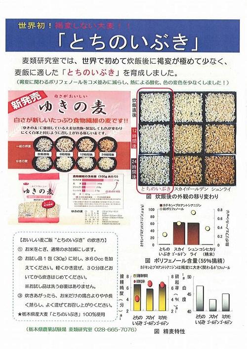 おいでよ!栃木県農業試験場<第31回 公開デー>へ!!23