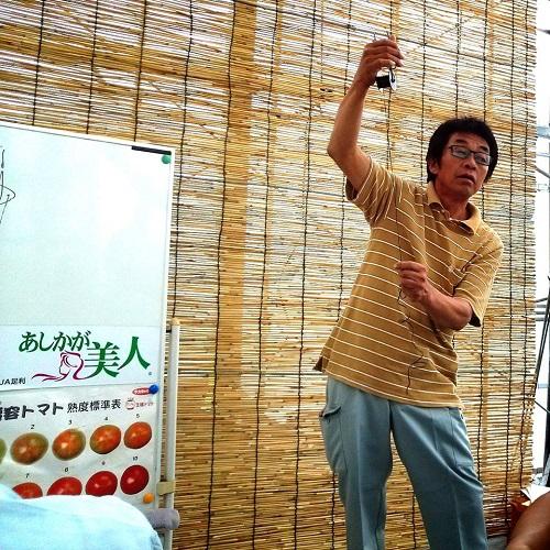 栃木県議会 農林環境委員会≪県内現地調査≫!速報3④