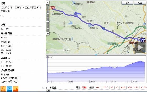20121012白河新甲子温泉GPS (560x350)