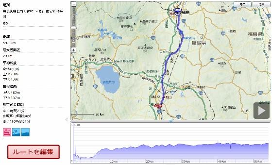0訂20120826郡山へ帰路GPS (560x340)