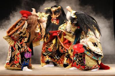 八千代神楽団 大江山1