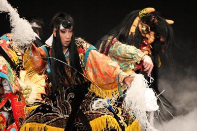 八千代神楽団 大江山6