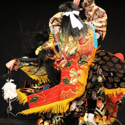 八千代神楽団 大江山7