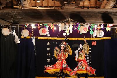 吉田神楽団  滝夜叉姫6