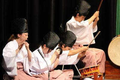 上本地神楽団 滝夜叉姫1