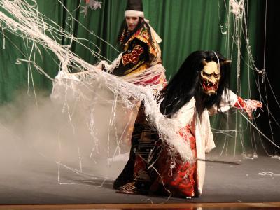 上本地神楽団 滝夜叉姫3