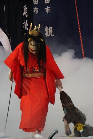 三谷神楽社中 貴船1