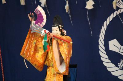 石見神楽須子社中 八十神1