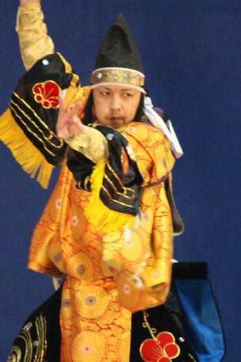 石見神楽須子社中  八十神5