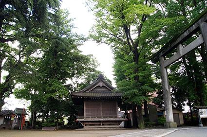 140612東京 葛西神社①