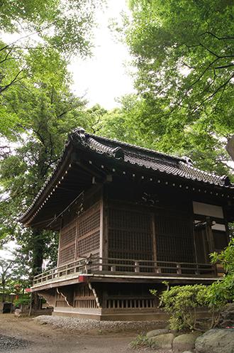 140612東京 葛西神社③