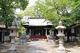 140714埼玉 芳川神社椨⑪