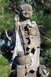 140802埼玉 林泉寺羅漢槇⑬