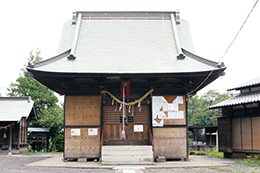 140829埼玉 香取神社椋⑬
