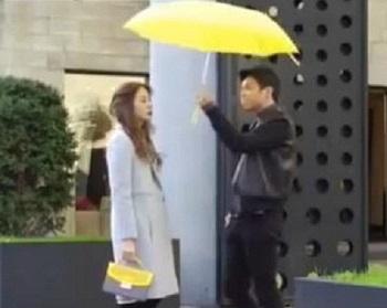 pogo傘