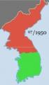 2014-2-14朝鮮戦争の戦線7月