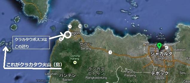 2014-3-5インドネシア地図チリゴン追加
