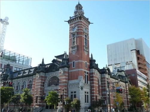 2014-4-1横浜開港記念会館外観