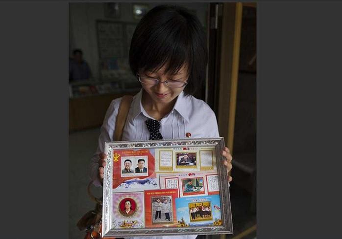 2014-5-3北朝鮮の女性2