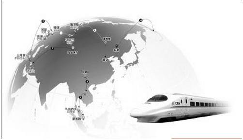 2014-5-13中国からアメリカまでの高速鉄道計画