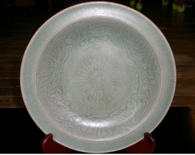 2014-5-19サンカローク焼きの皿