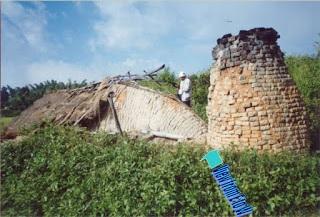 2014-6-1ミャンマーのキルン外観1