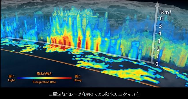 2014-9-7降雨監視衛星画像