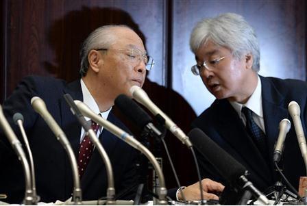 2014-9-13朝日新聞訂正会見のひそひそ話
