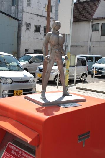 石巻マンガロード③