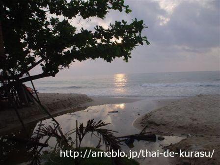 タイで暮らす ワディ カップ!-日の出サメッド