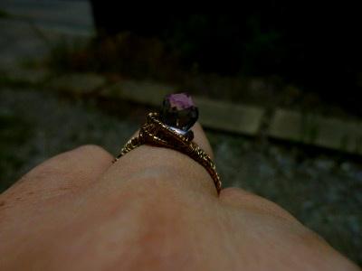 私の指輪1