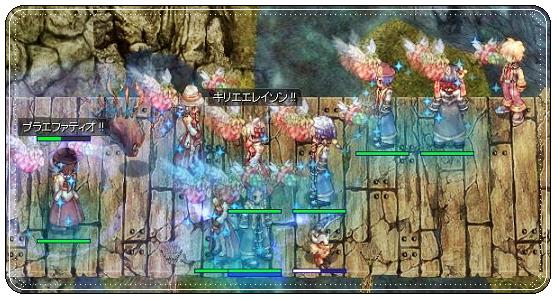 2014年3月1日殴りアコプリ祭り(狩り①)
